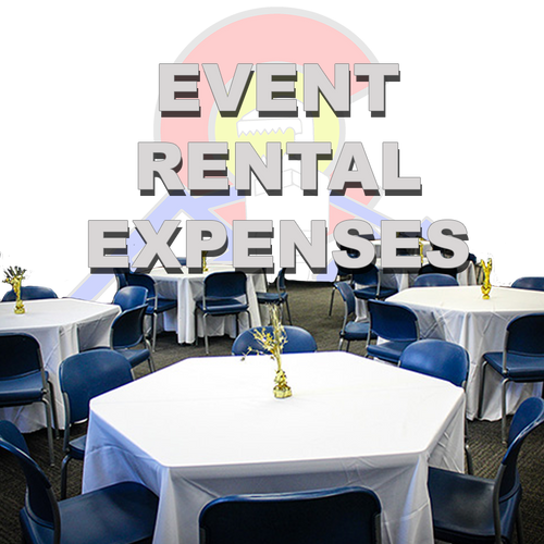 EVENT RENTAL EXPENSES
