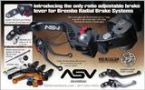 C5 Series Sport Brake Lever for Brembo & Magura Radial Masters # BRC560