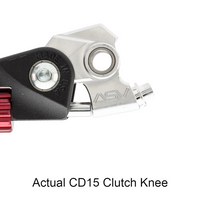 F4 Series Off-Road Clutch Lever # CDF415