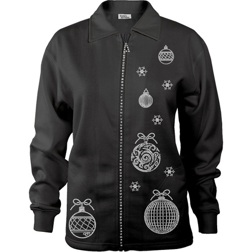 Christmas Ornaments Cardigan Jackets