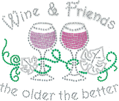 Wine & Friends, the older the better (S5988).