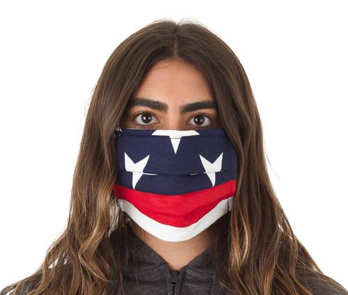 USA Rectangular Fashion Mask