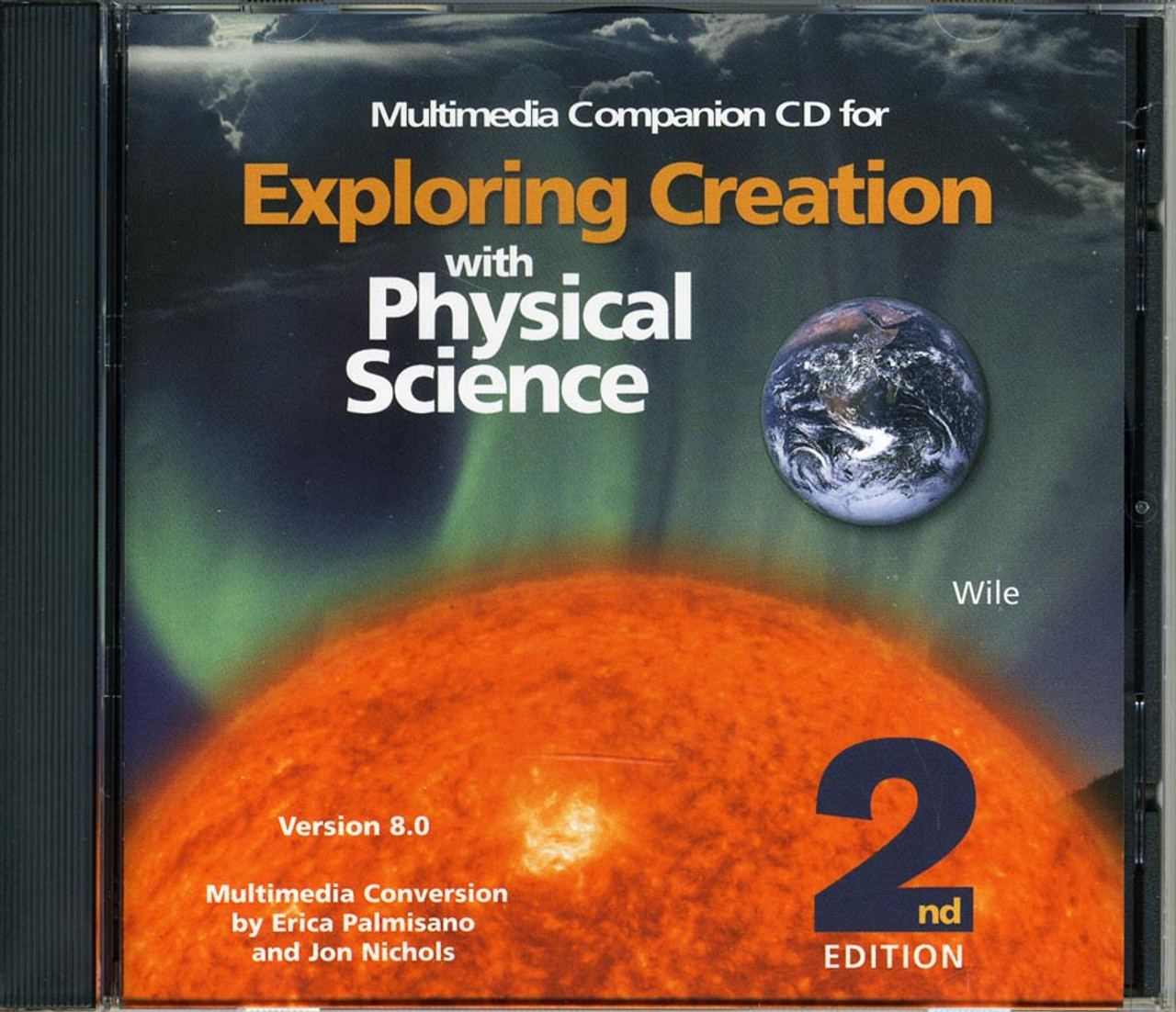 Physical Science: Physical Science Companion CD