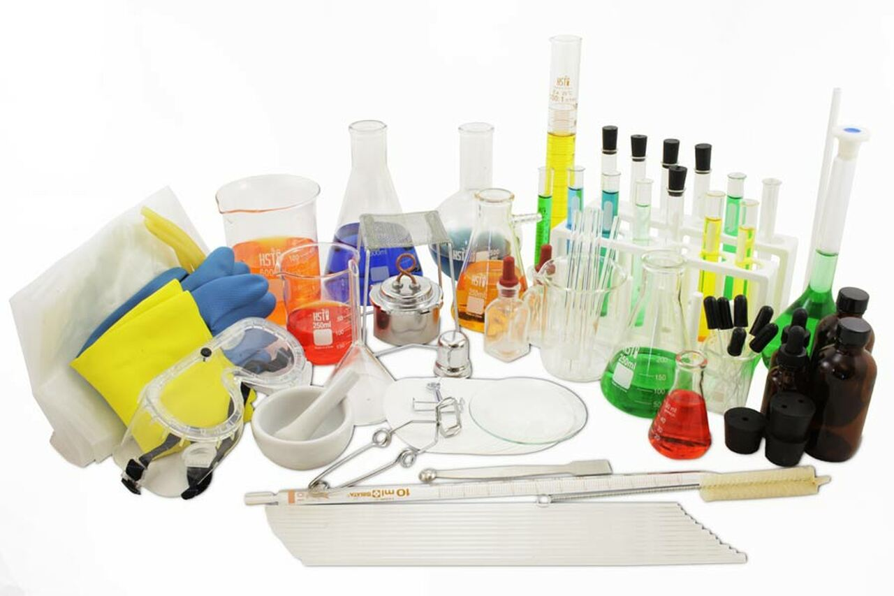 Advanced Chemistry Labware Set