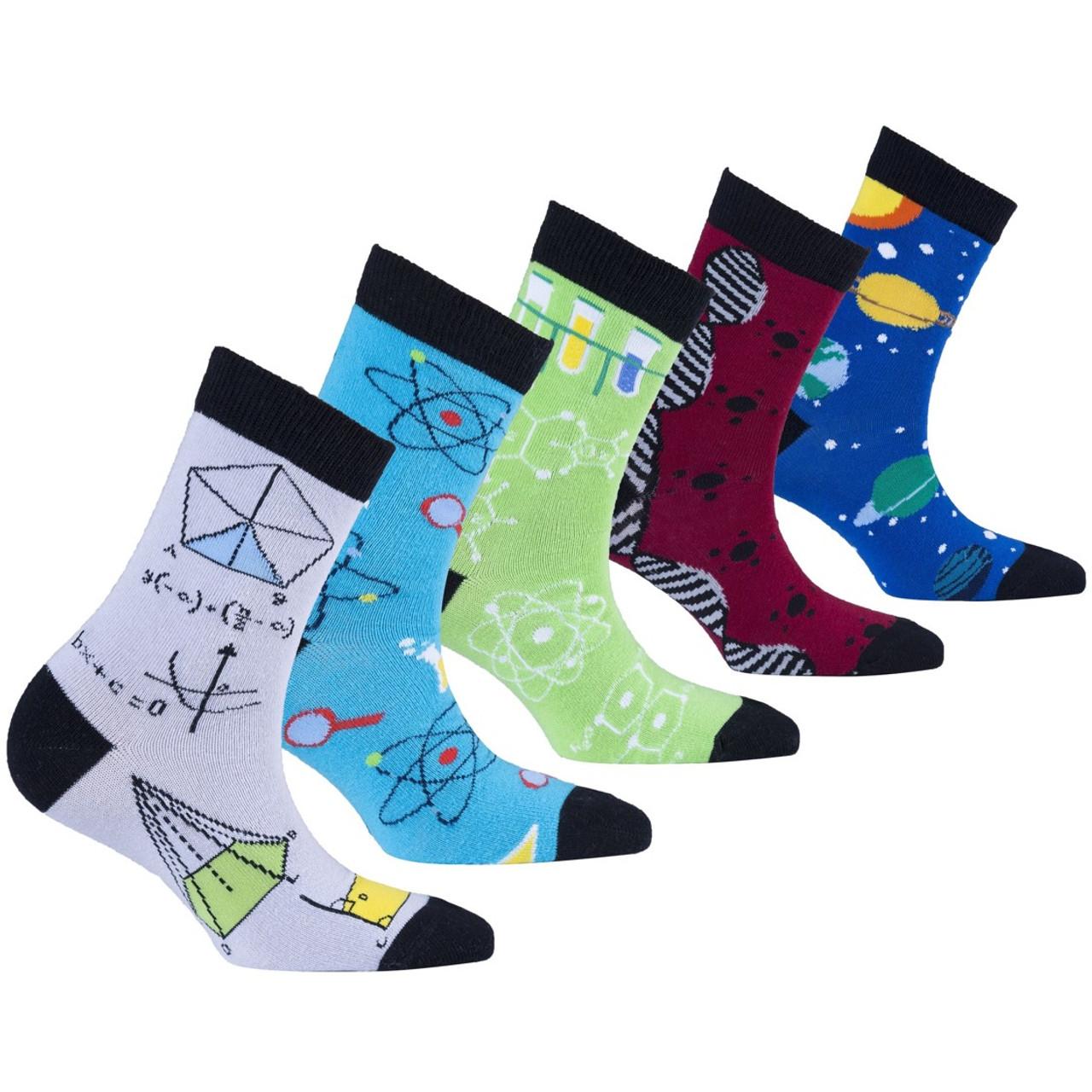 Kids Biology Socks