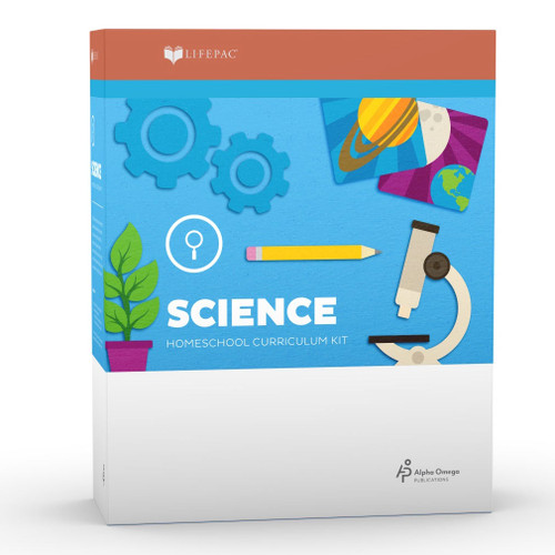 LIFEPAC Science 8 Curriculum Set