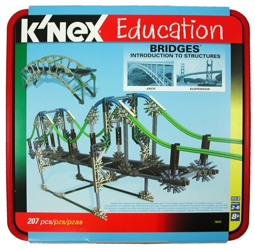 K'Nex - Intro to Structures: Bridges