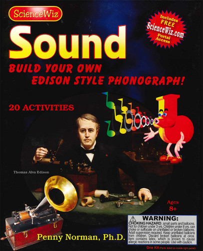 Science Wiz Sound Kit