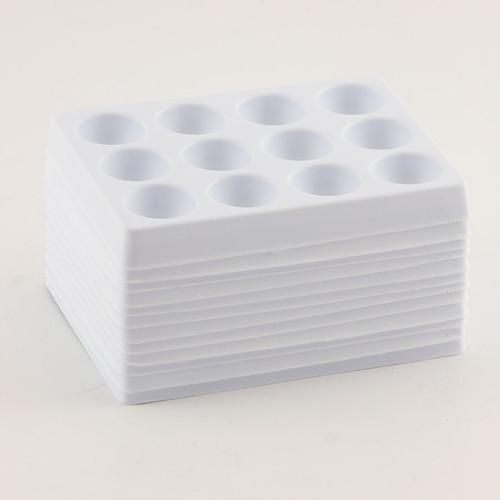Spot Plates, Polystyrene, 12 pack