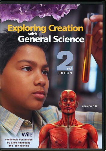 Apologia General Science CD Course