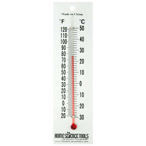 Plastic Student Thermometer