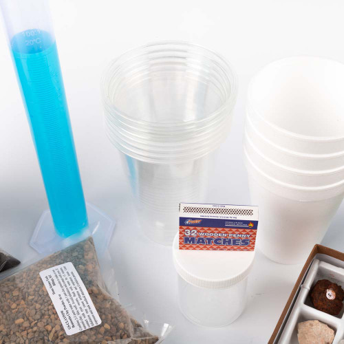 Lab Kit for Focus On Middle School Geology