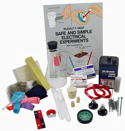 Electricity & Magnetism Kit