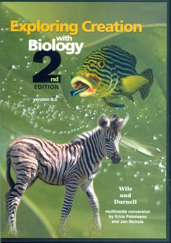 Apologia Biology CD Course