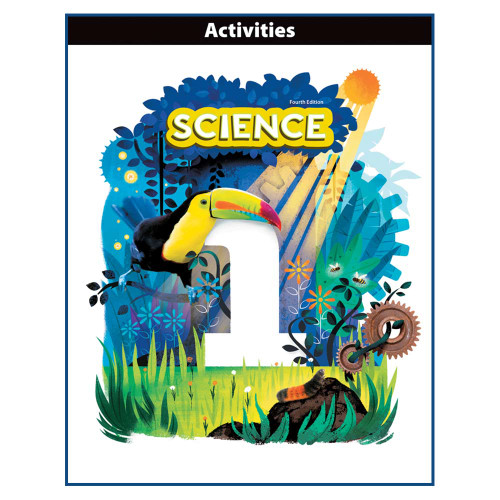 BJU Press Science 1 Activity Manual