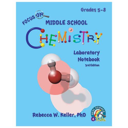 Focus On Middle School Chemistry Lab Workbook