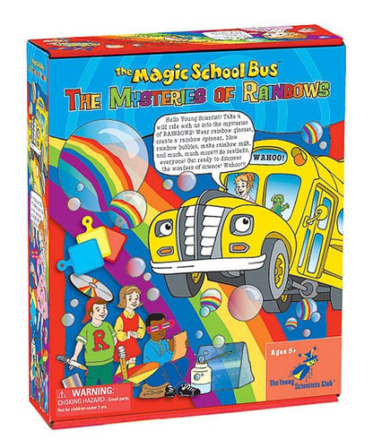 The Magic School Bus The Mysteries of Rainbows