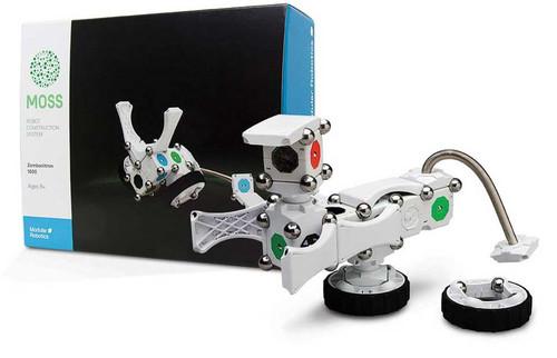 MOSS Zombonitron 1600 Robotics Kit