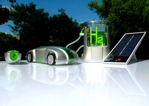 H-Racer 2 Hydrogen Fuel Cell Car
