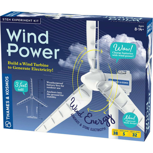 thames and kosmos wind power