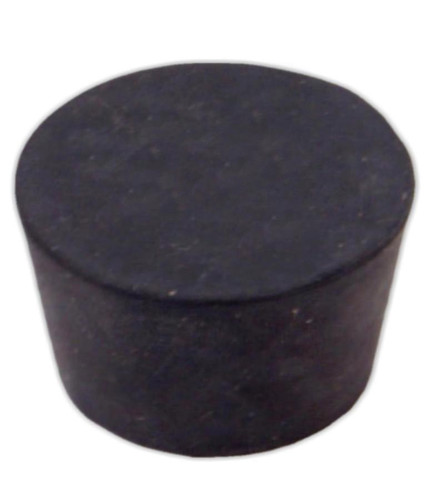Rubber Stopper, #10, solid