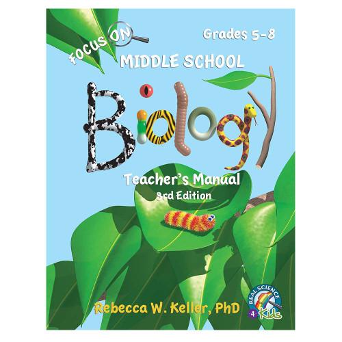 Focus On Middle School Biology Teacher's Manual