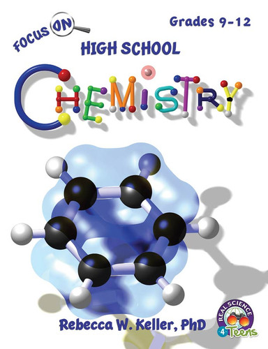 Focus On High School Chemistry Student Textbook