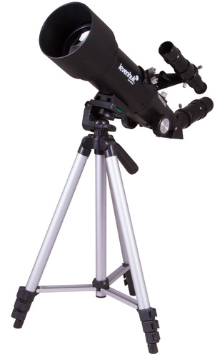 Levenhuk Skyline Travel Sun 70 mm Refractor Telescope