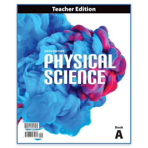 BJU Press Physical Science 9 Teacher's Edition