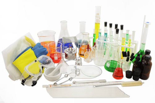 professional chemistry set