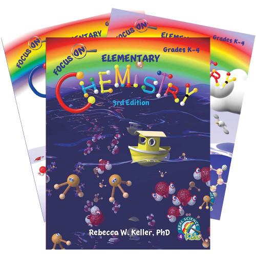 Focus On Elementary Chemistry Set