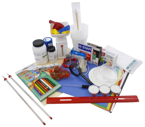 Lab Kit for R.E.A.L. Science Odyssey Chemistry Level 1