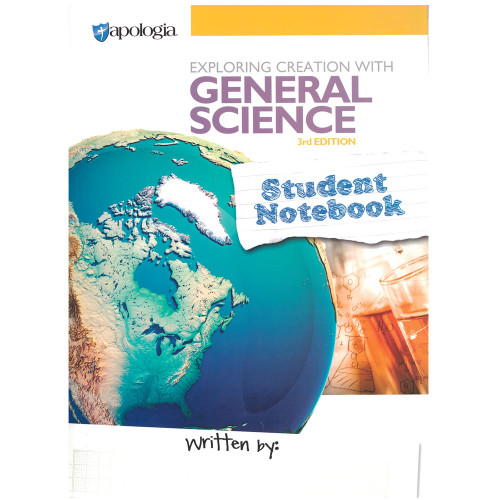 Apologia General Science Student Notebook