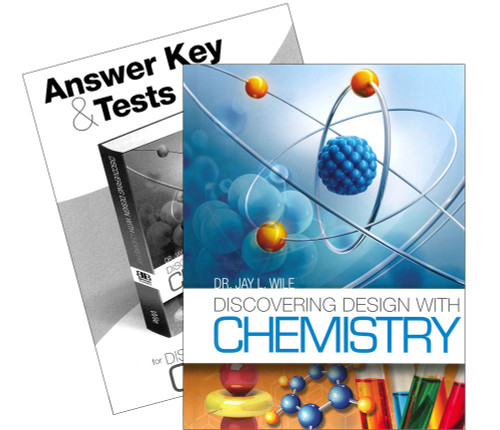 Berean Builder Discovering Design with Chemistry Textbook & Key