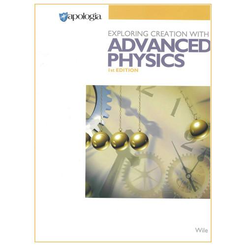 Apologia Advanced Physics Textbook