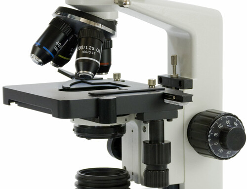 Advanced Binocular Microscope