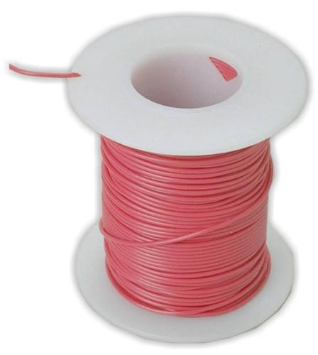 Copper Wire, insulated, #24, 100'