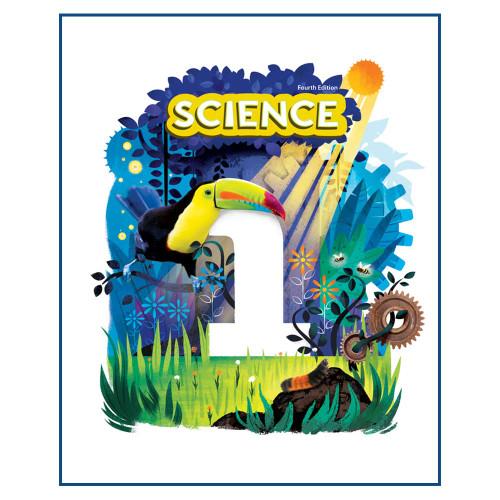 BJU Press Science 1 Textbook