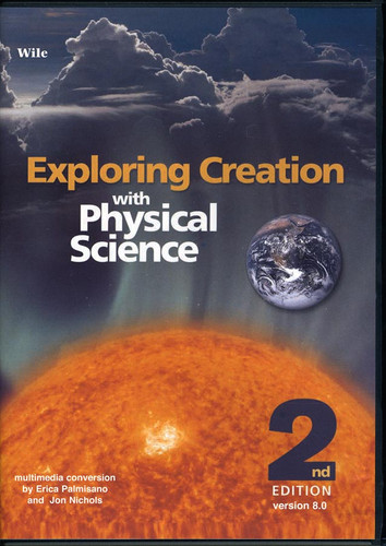 Apologia Physical Science CD Course