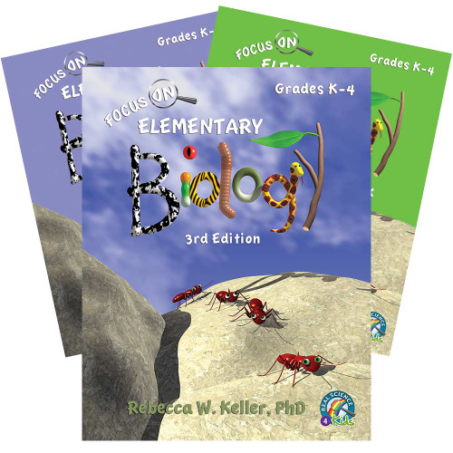 Focus On Elementary Biology Set