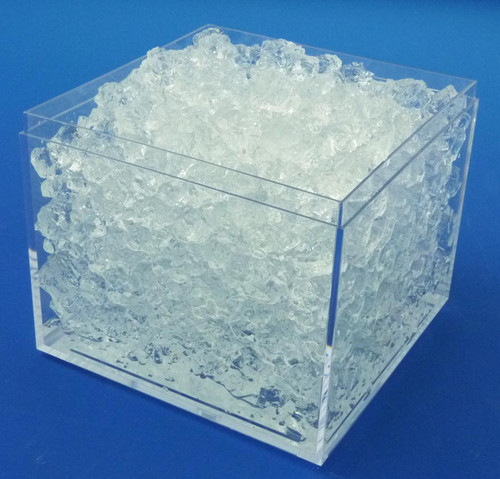 Polyacrylamide Gel Crystals