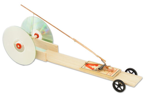 Deluxe Build Your Own Racer Kit