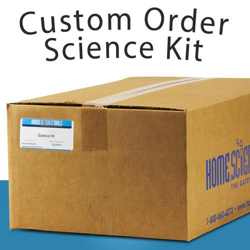 College-Prep Chemistry: R & D Labs Kit