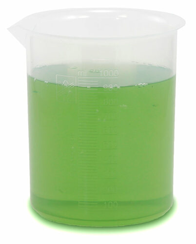 Beaker, polypropylene, 1000 ml
