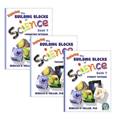 Exploring the Building Blocks of Science Book 7 Set