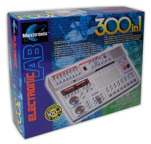 electronic project kit box