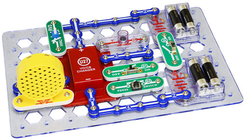 Snap Circuits Sound Kit