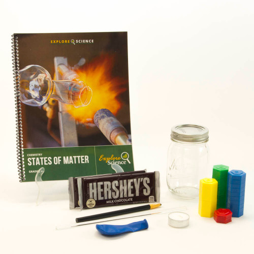 Explore Science: States of Matter