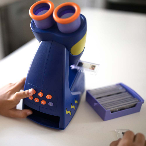 GeoSafari Talking Microscope
