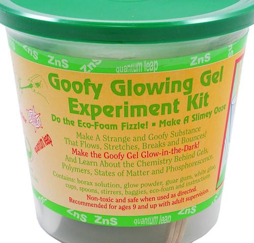Goofy Glowing Gel Kit